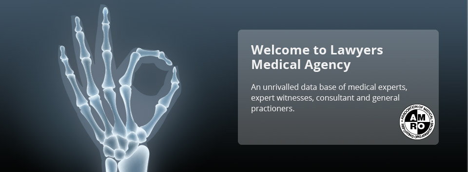 Welcome to Lawyers Medical Agency